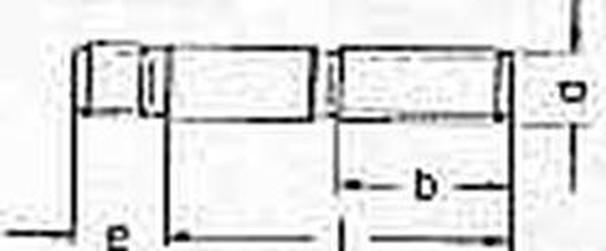 Skrutka M10x175 Bez Pu 8 8 Zavrtna Do Al Din 835 Vykres Killich S R O